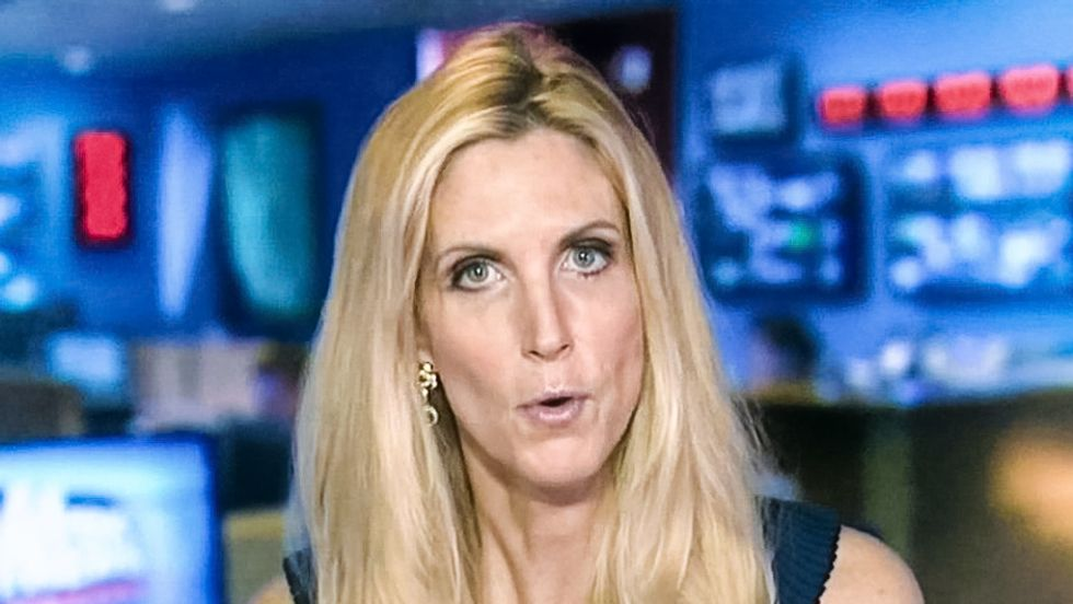 Ann Coulter suggests 'death squads for the people who ruined America' with immigration