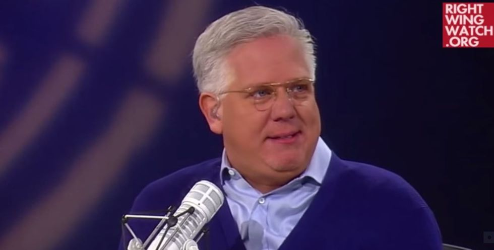 Glenn Beck is embarrassed that he ever supported 'clown' Sarah Palin