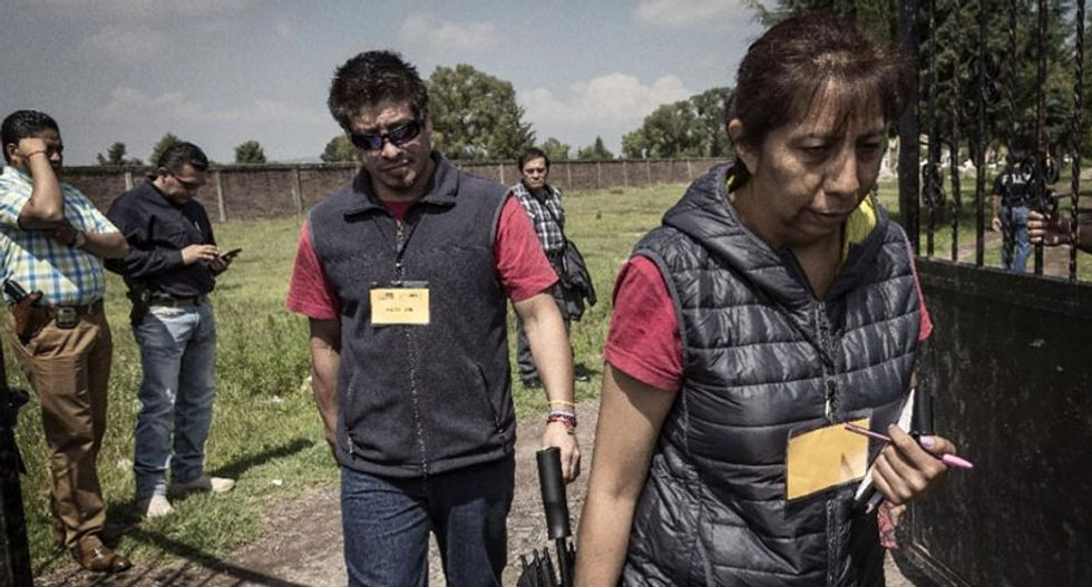 The growing danger to women and girls in central Mexico