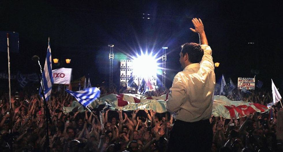 Revised Greek bailout request 'taking into account' creditors' concerns