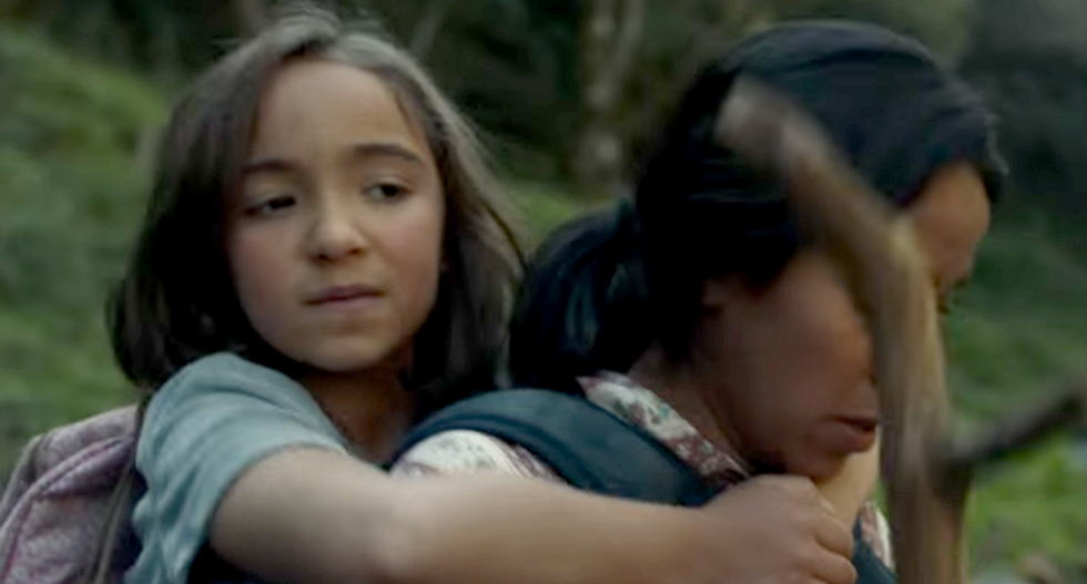 Fox censors 'controversial' Super Bowl ad featuring immigrant family encountering a border wall