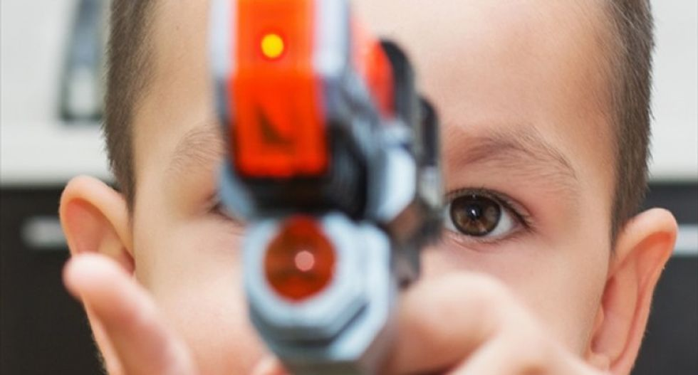 Three-year-old Texas boy dies after accidentally shooting himself