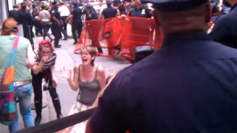 NYC to pay $330,000 to settle pepper-spray Occupy lawsuits