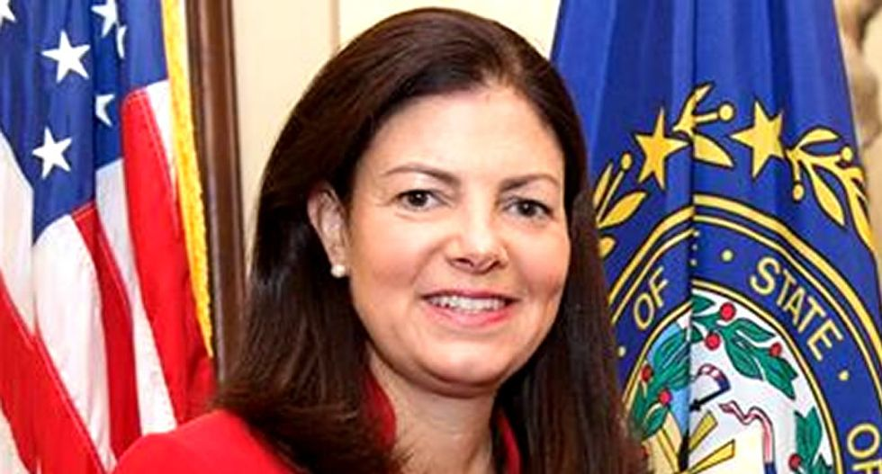 GOP Sen. Ayotte bails on 'woman assaulting' Trump: I will be writing in Pence on election day