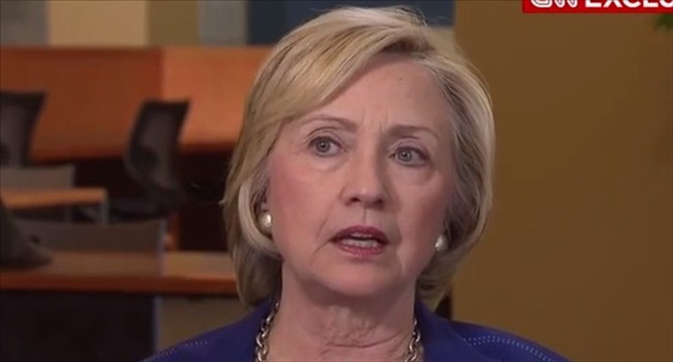 Democrat Hillary Clinton says Arctic drilling 'not worth the risk'