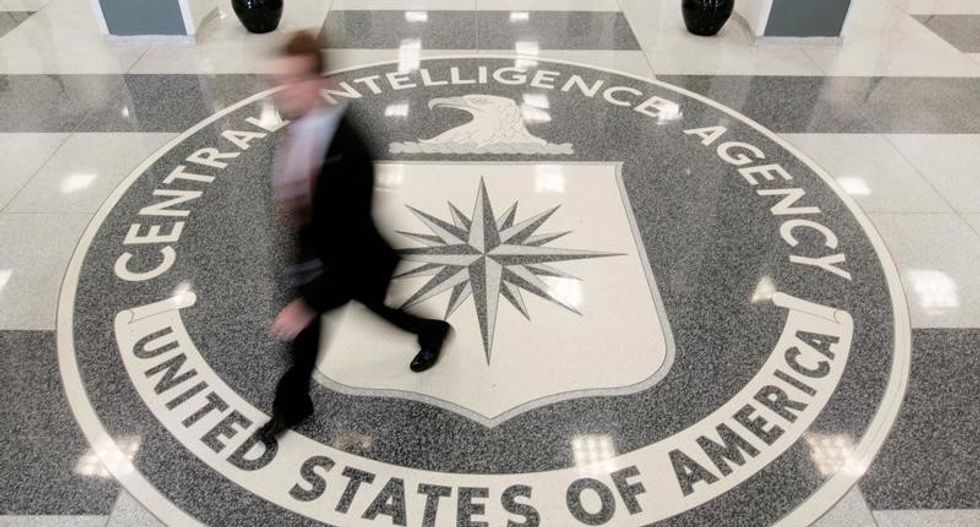 Trump taps retired senior CIA analyst as agency No. 2