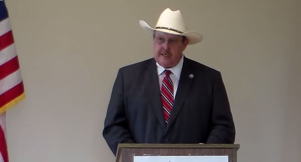 GOP lawmaker calls on Texas to defy 'rancid' same-sex marriage ruling by impeaching Supreme Court justices