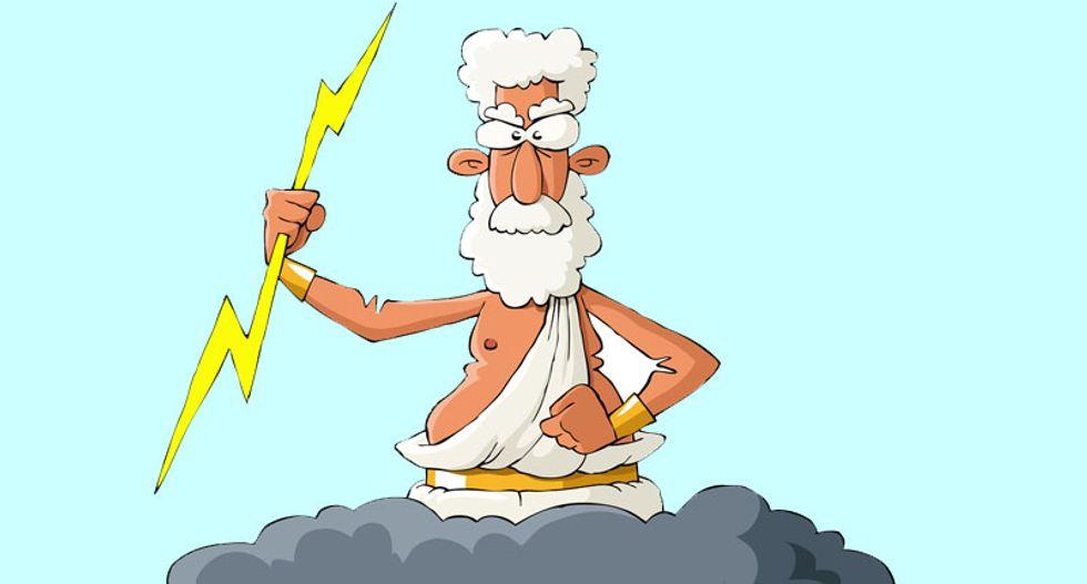 Franklin Graham warns wrathful God could smite Obama with lightning over gay pride rainbow