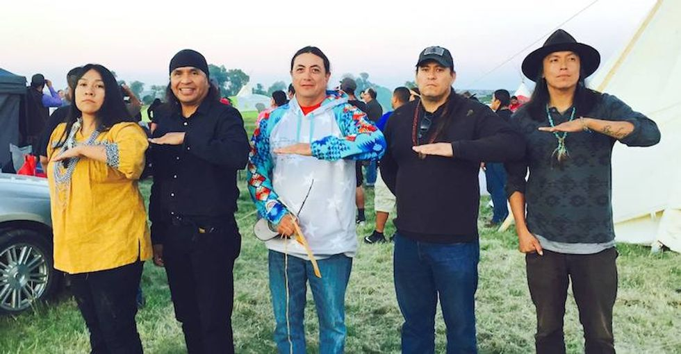 Native prayer site in Arizona desecrated after they protest planned deepest mine in the US