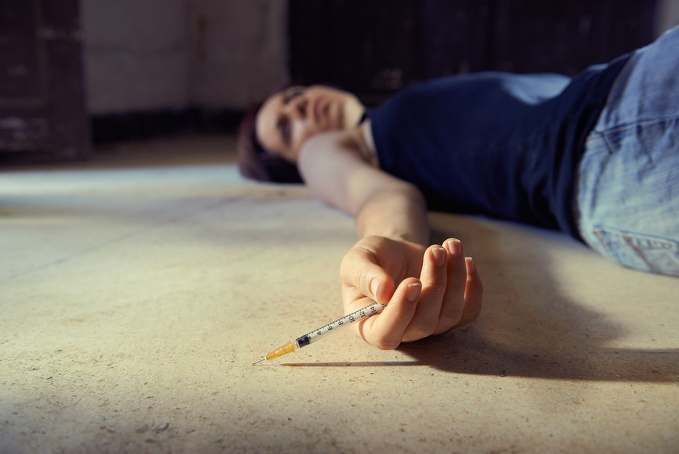 Heroin deaths surging in US -- particularly among women and the wealthy