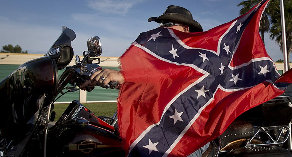 Here's why discarding the Confederate flag is a threat to a huge chunk of the right-wing movement