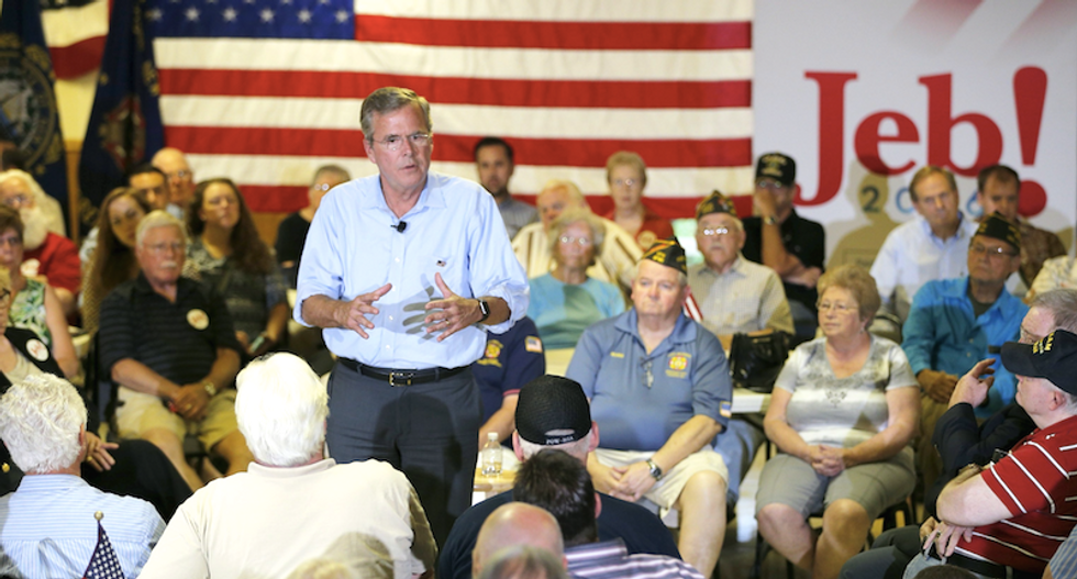 Jeb Bush vows to show more energy in GOP debate: 'If someone comes at me, bam! I'll come back at 'em'