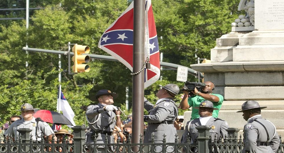 GOP lawmakers surprised to learn no black soldiers served under Confederacy in South Carolina