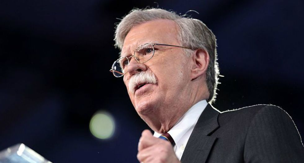Trump wants to meet Putin early next year, after Russia probe: John Bolton