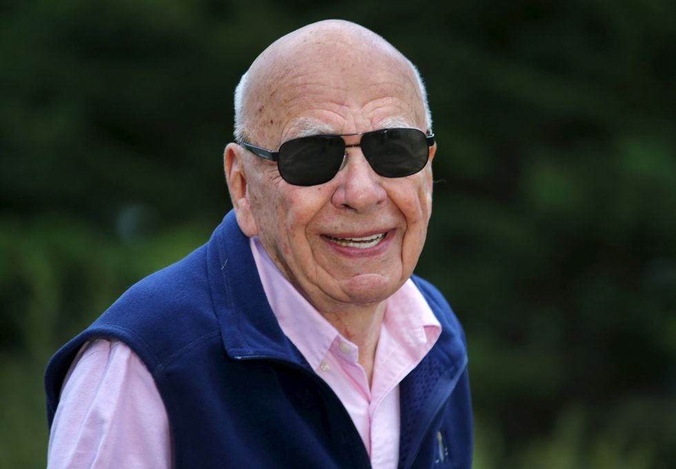 Rupert Murdoch criticizes Trump's comments on illegal immigrants