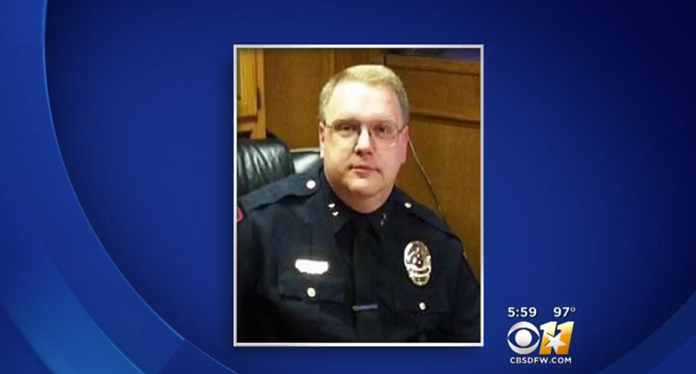 Creepy ex-Texas police chief indicted for sexually assaulting 14-year-old girl
