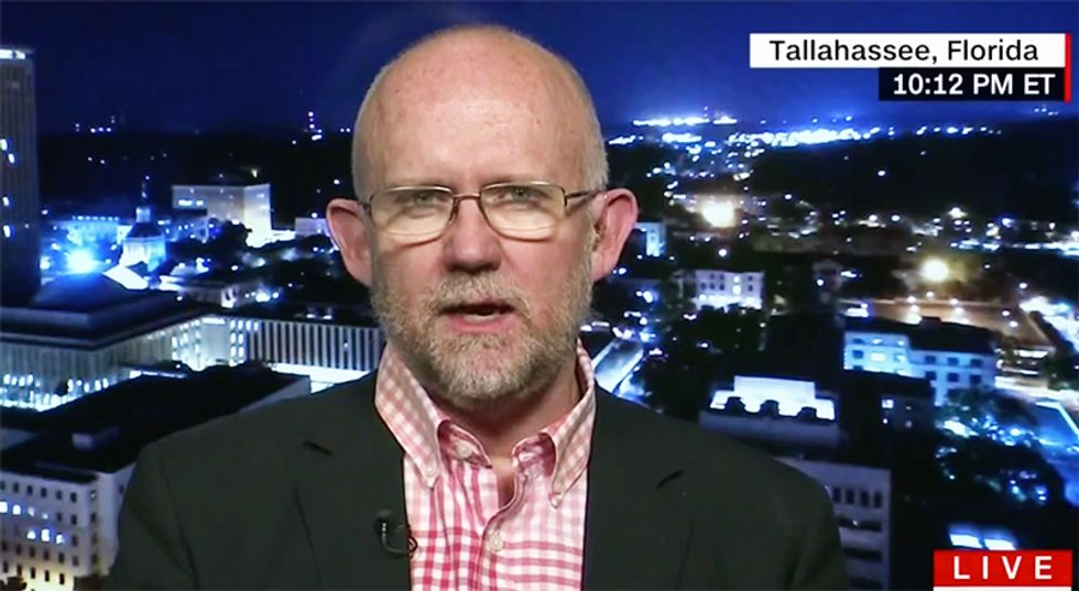 Republican Rick Wilson nails White House 'with no decency, civility or humanity' led by Trump -- 'a gigantic dumpster fire' of a human