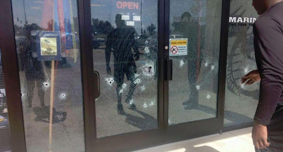 Chattanooga shooting suspect identified as Muhammad Youssef Abdulazeez