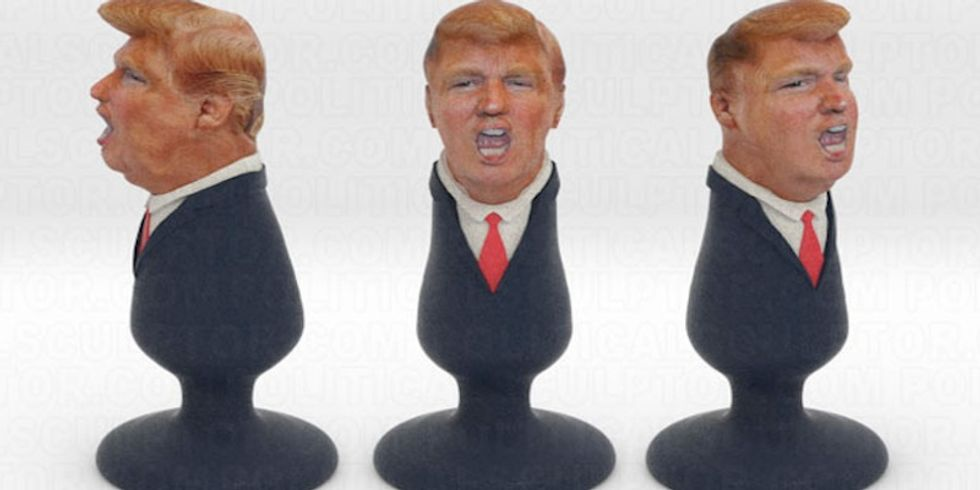 Meet the Mexican artist behind the Donald Trump butt plug