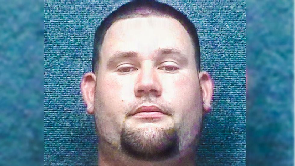 'Hulking' South Carolina man slaps waitress, claims black family didn't mind racial slurs