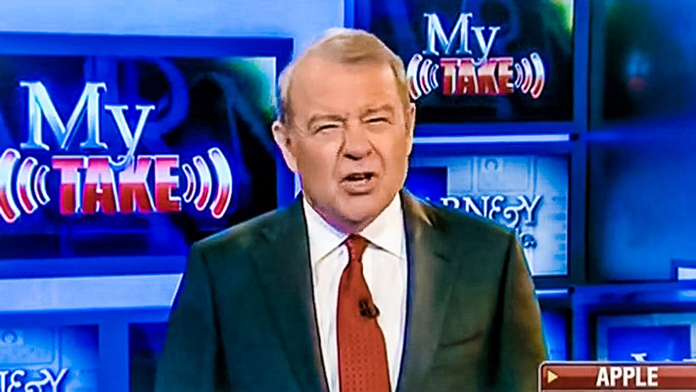 Trump-loving Fox Business host baffled after president lashes out at US companies in latest Twitter meltdown