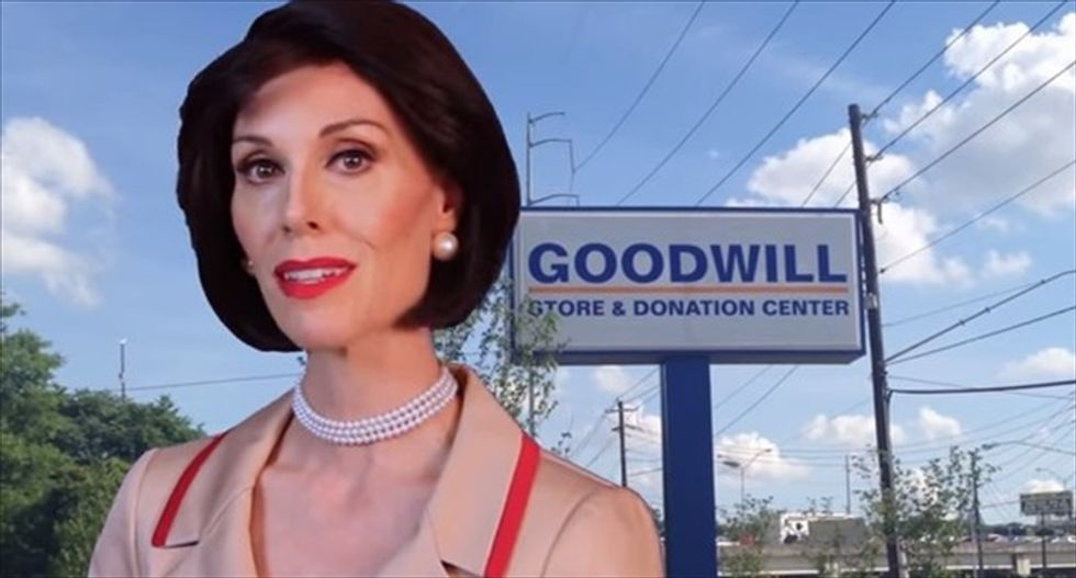 'America's Best Christian' roasts Goodwill: They're 'secular charlatans' using religious tricks to get rich