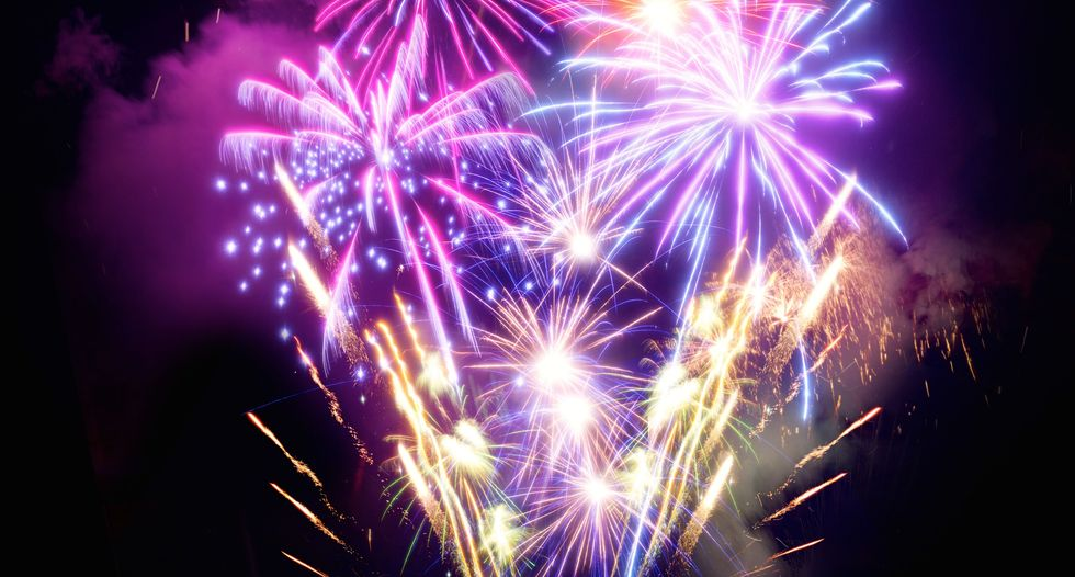 Men suffer about 70 percent of fireworks injuries – and other 4th of July facts