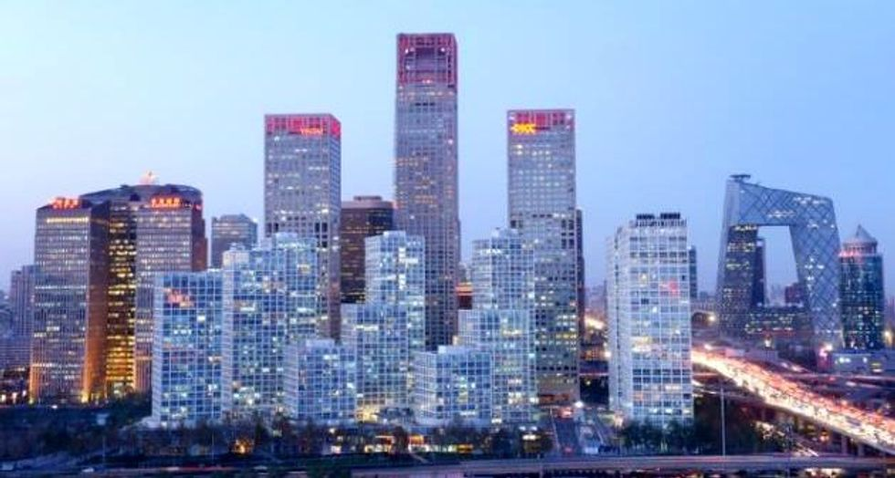 Beijing sees population fall for first time in 20 years