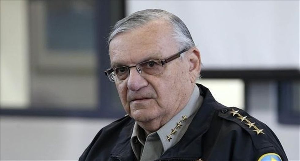 Federal judge orders seizure of documents and hard drives from Sheriff Joe Arpaio's office
