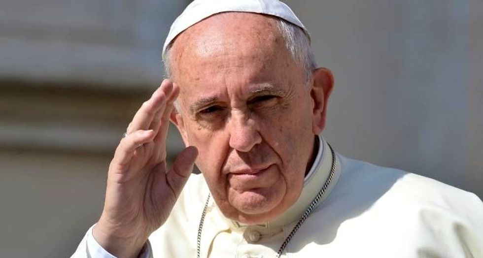 Vatican feels 'sense of regret' for pope's meeting with Kim Davis