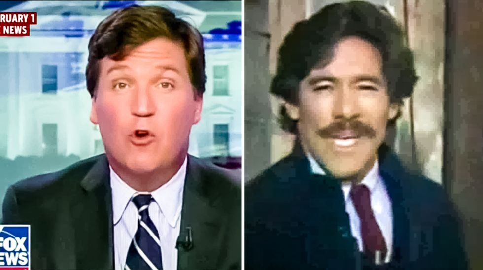 Velshi/Ruhle roasts GOP memo truthers with hilarious supercut of Geraldo Rivera opening Al Capone's vault