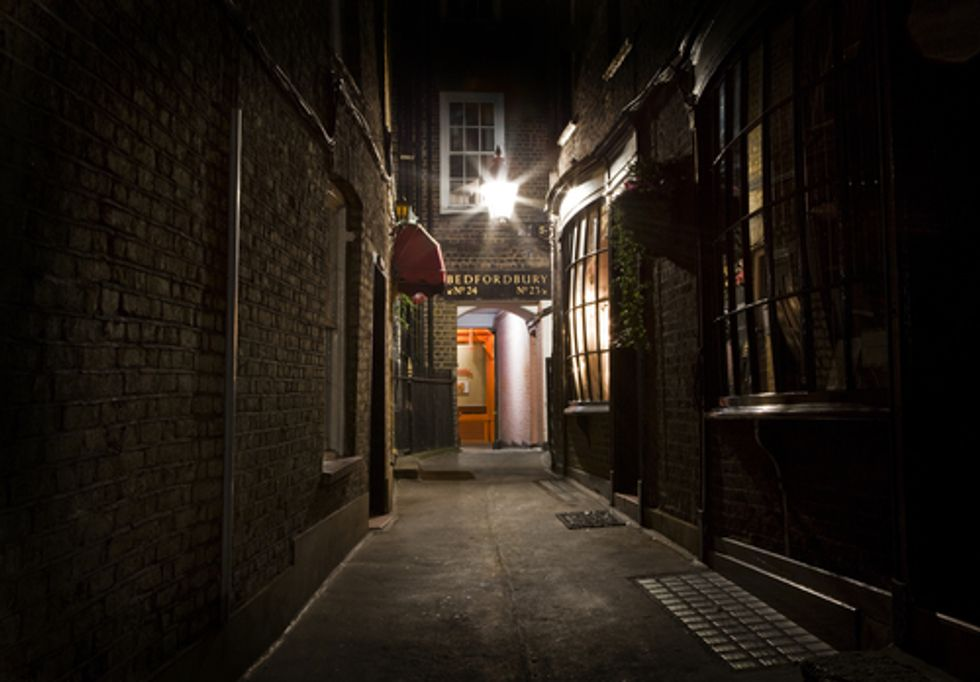 Con artist tries to pass off a Jack the Ripper museum as a 'women's museum'