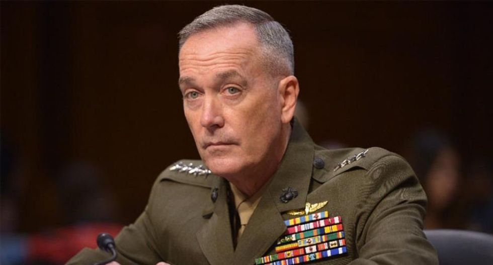 Top US general says no sign soldiers in Niger took too many risks