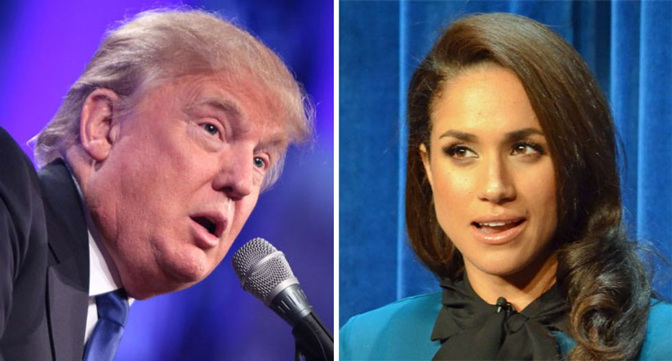 Trump will not receive an audience with Meghan Markle during his U.K. state visit