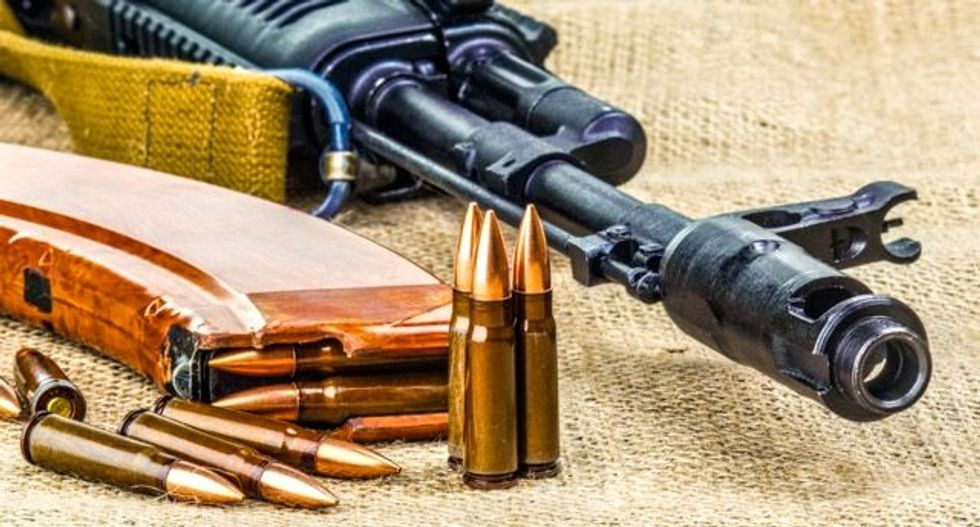 National Rifle Association sues Seattle over 'gun violence tax'