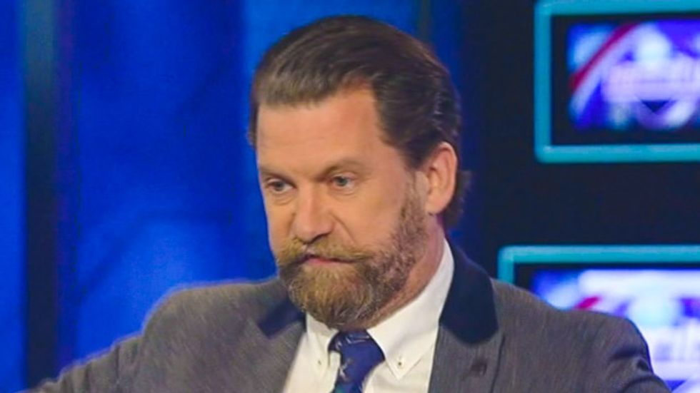Proud Boys founder Gavin McInnes 'reluctantly' quits the group in the wake of news that FBI considers them 'extremists'