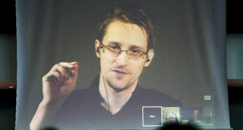Edward Snowden invents phone case protecting reporters against surveillance