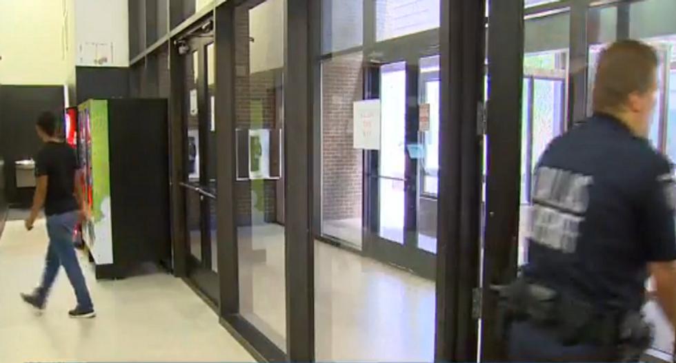 'I can't breathe': Man runs into jail lobby seeking help but dies after deputies pile on him instead