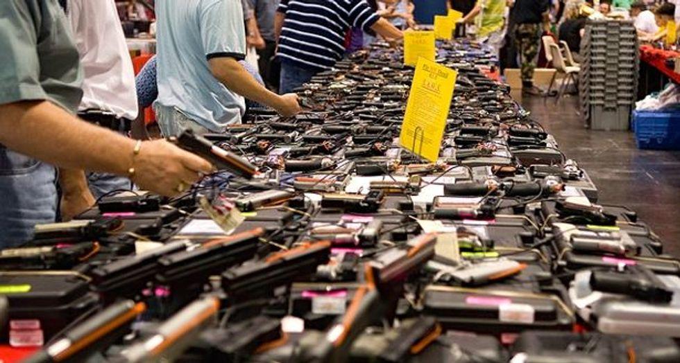 182 dead in 14 shootings in the last 14 years