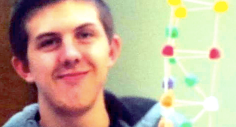 Witness saw cops stand over Zachary Hammond's dead body and 'high five' his limp hand: attorney