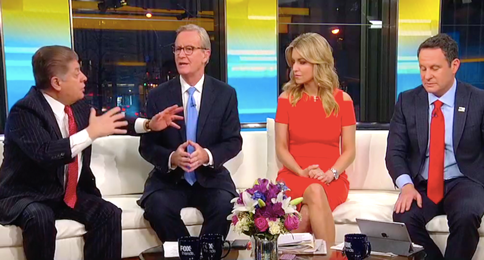 Fox & Friends hosts disappointed when legal analyst explains why Trump census question is unconstitutional