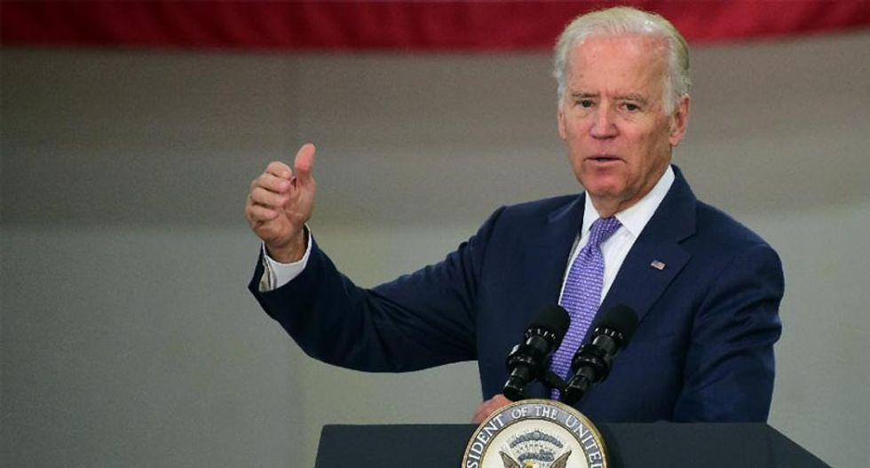 Biden fans see him as honest and frank, in contrast to Clinton