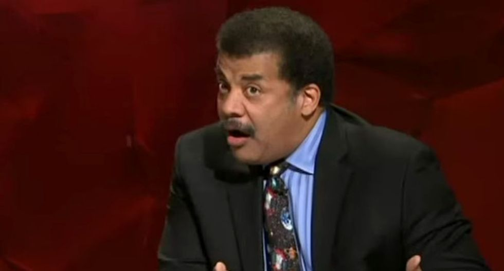 Neil deGrasse Tyson congratulates Trevor Noah: Your Earth is rotating in the correct direction