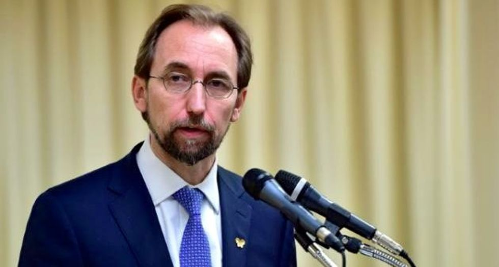 Death sentence for Iranian spiritual leader an 'outrage': UN