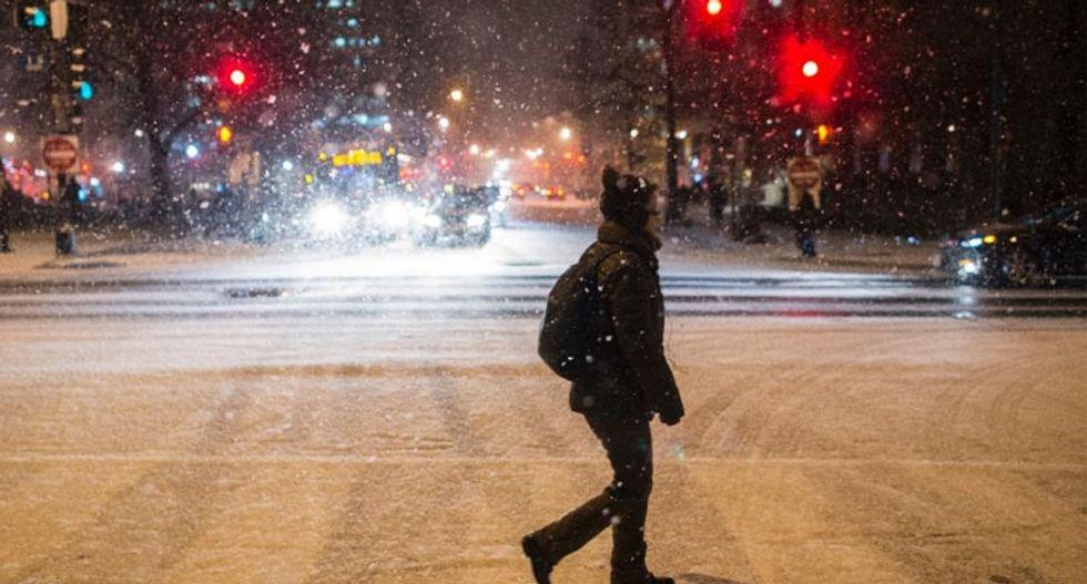 Millions in eastern United States brace for monster blizzard