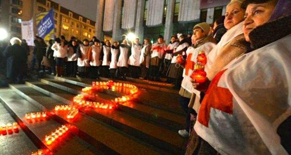 Ukraine lifts travel ban against HIV-positive visitors