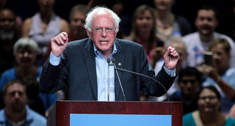 Bernie Sanders wins Minnesota Democratic primary