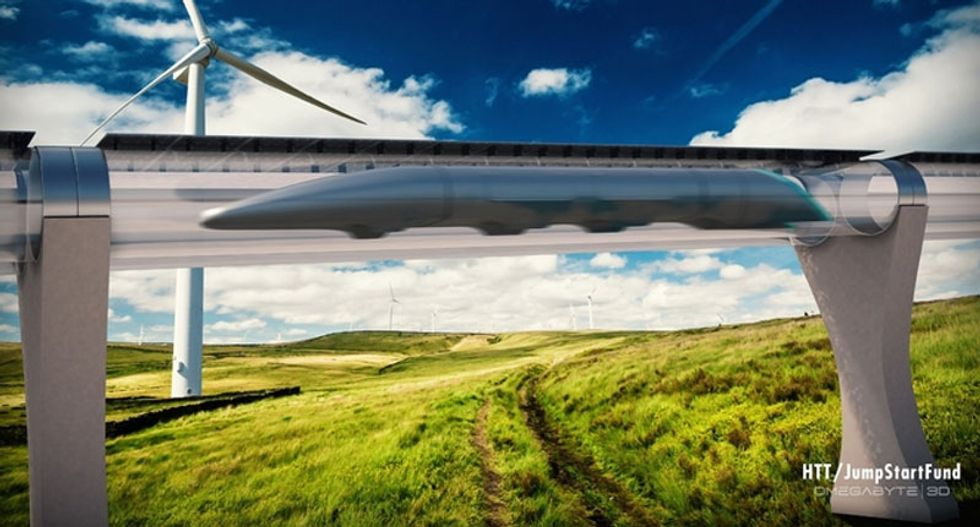 The future of rail travel -- and why it doesn't look like Hyperloop