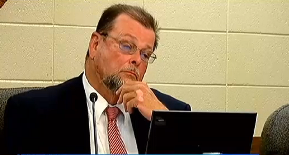 NC county commissioner storms out of meeting during Muslim prayer: 'I don't need no Arab telling me what to do'