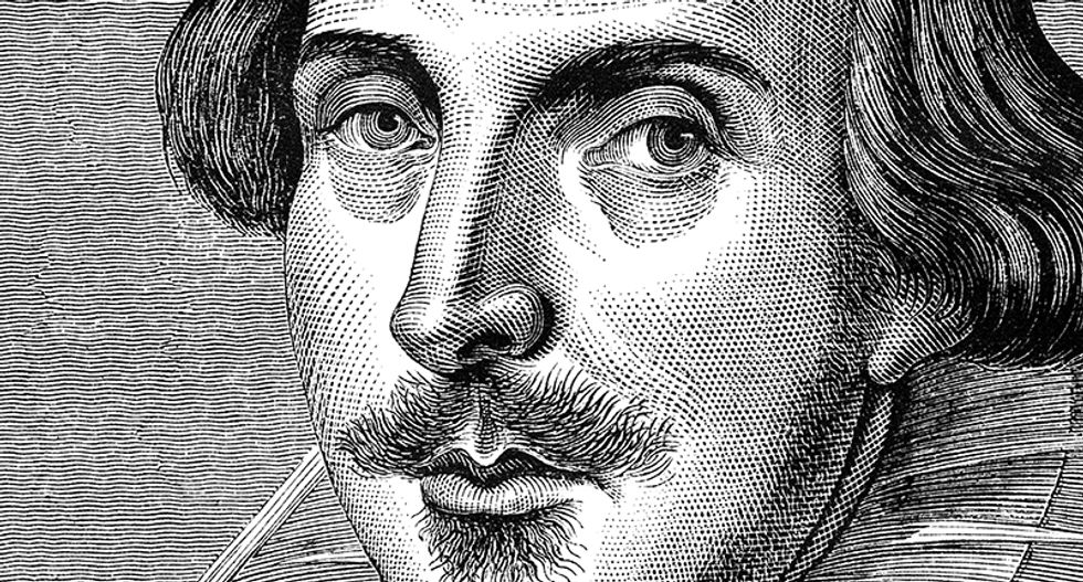 Was Shakespeare high when he wrote his plays?